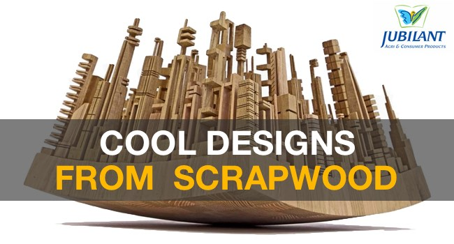 Cool Designs made from scrapwood