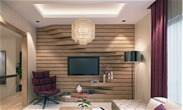 wood-feature-wall-for-innovative-home-design-377x266